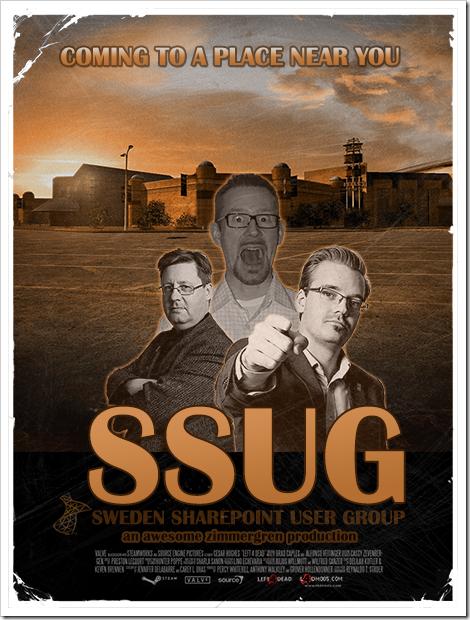 SSUG-Poster