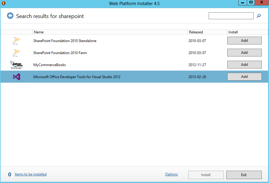 Upgrading your SharePoint 2010 Visual Studio projects and