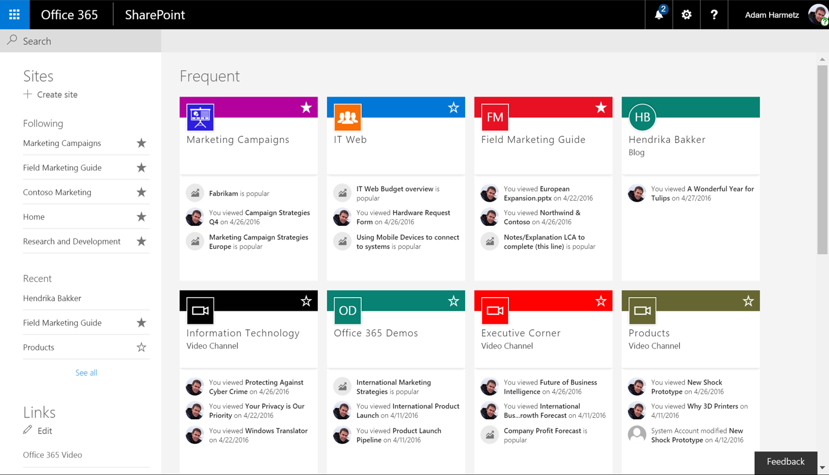The Future of SharePoint - it's here!