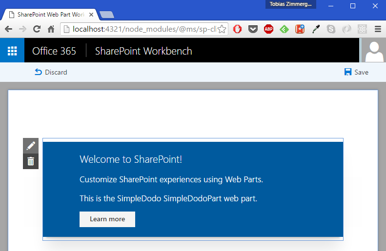 Introducing the SharePoint Framework - The new developer experience for SharePoint