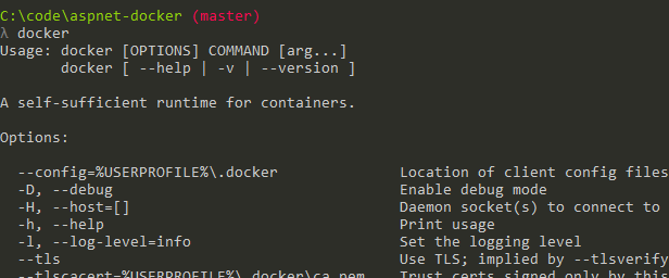 Azure Docker Docker 2