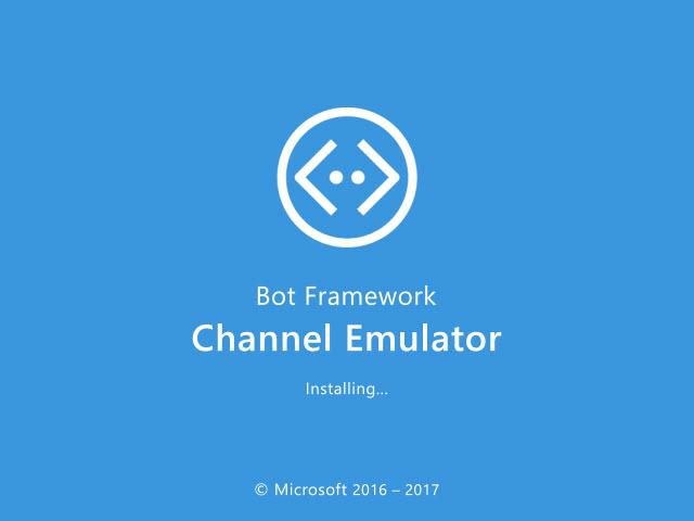 Installing Microsoft Bot Framework Emulator