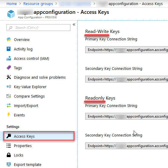 Introduction to Azure App Configuration for Developers with C#  NET Core