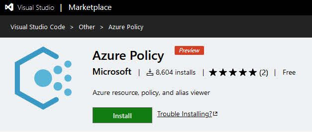 Understanding Azure Policies with Visual Studio Code