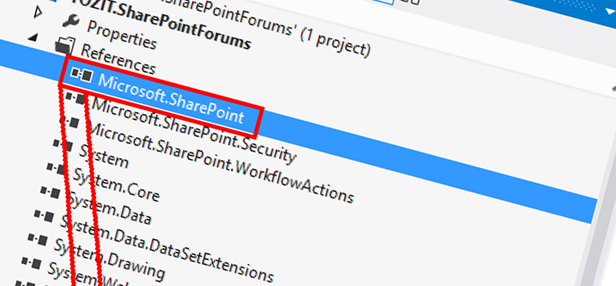 Upgrading your SharePoint 2010 Visual Studio projects and solutions to SharePoint 2013