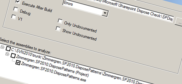 SP 2010: Developing for performance Part 3 - Caching in SharePoint 2010