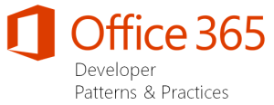 Office 365 Dev Tip - Office 365 Patterns and Practices - Notes from the field