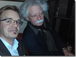 MVP Tobias Zimmergren and.. Einstein?