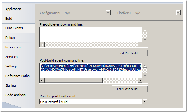 SP 2010: How to create a PowerShell Snapin - Part 1