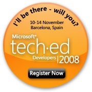 TechEd Barcelona 2008